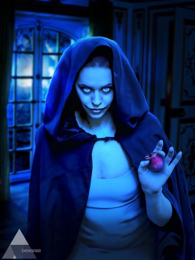 creepy, dark art, dark beauty, scary, girl