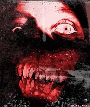 scary, horror, haunted