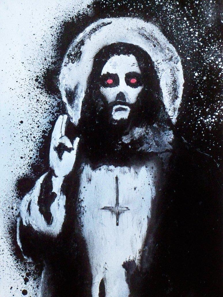 satan, scary, dark, creepy, horror