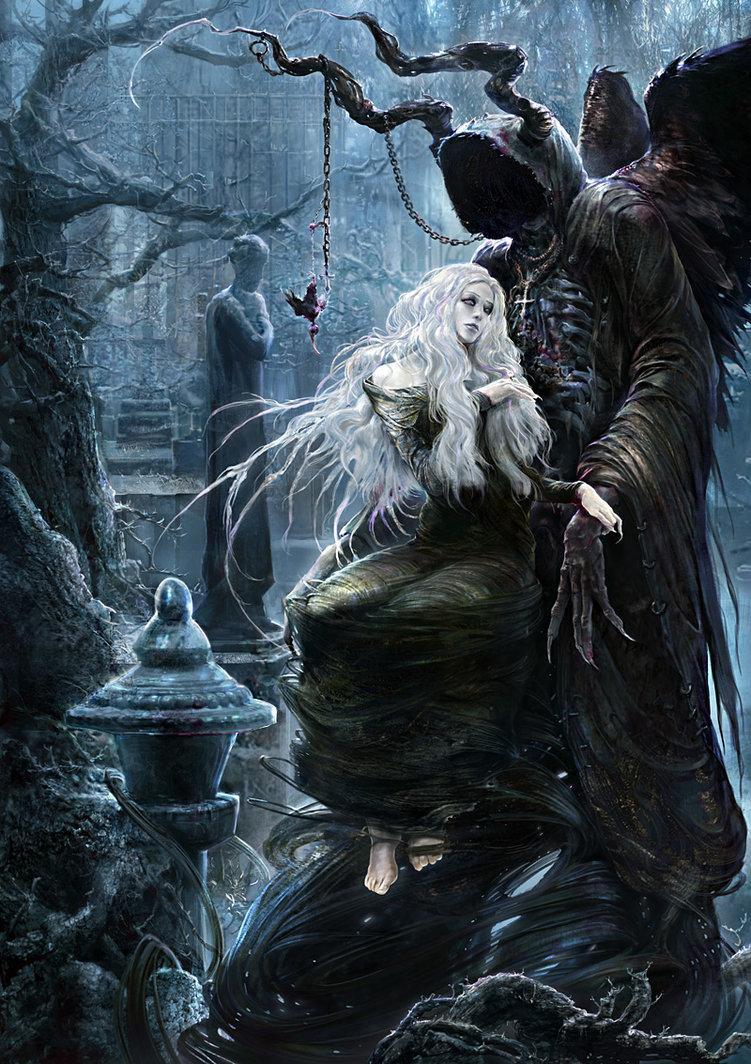 dark art, fantasy, darkness