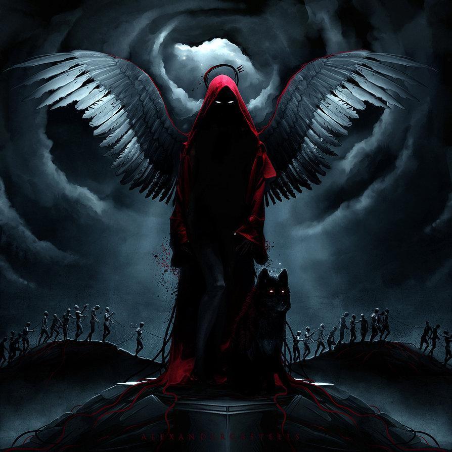 dark art, dark world, creepy, darkness