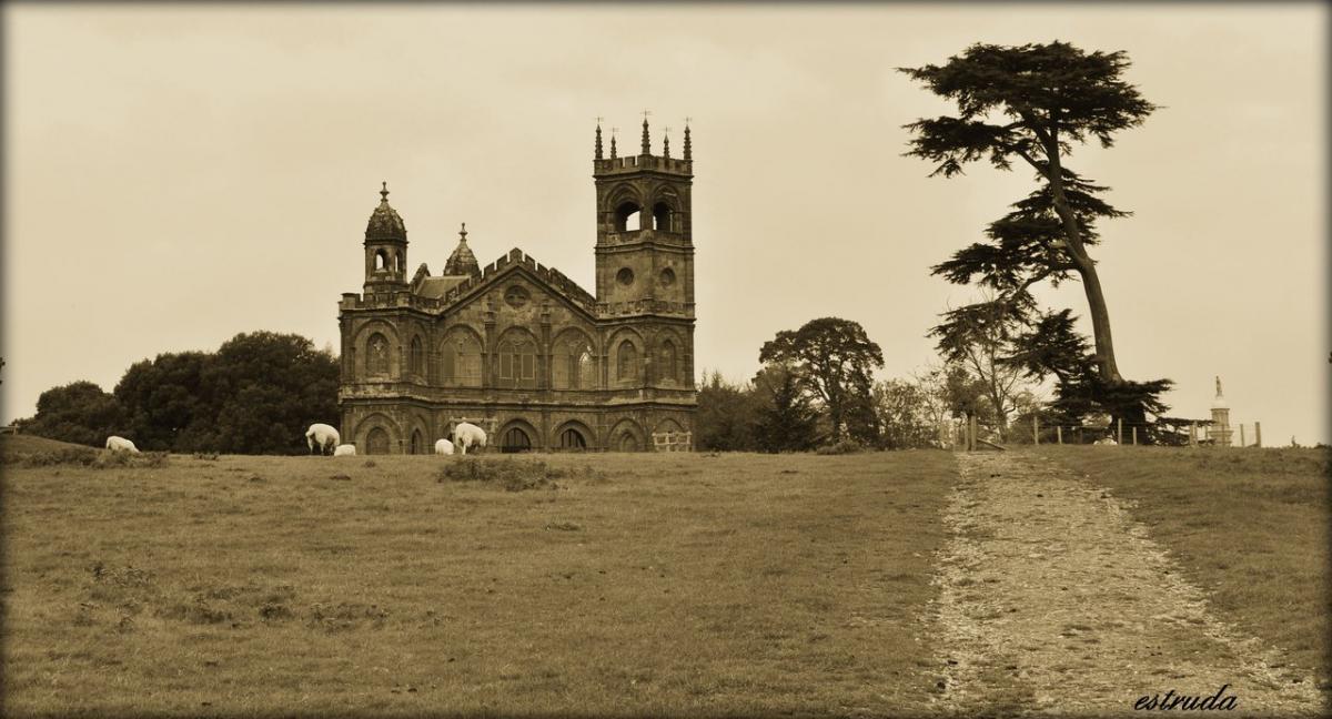 gothic, temple