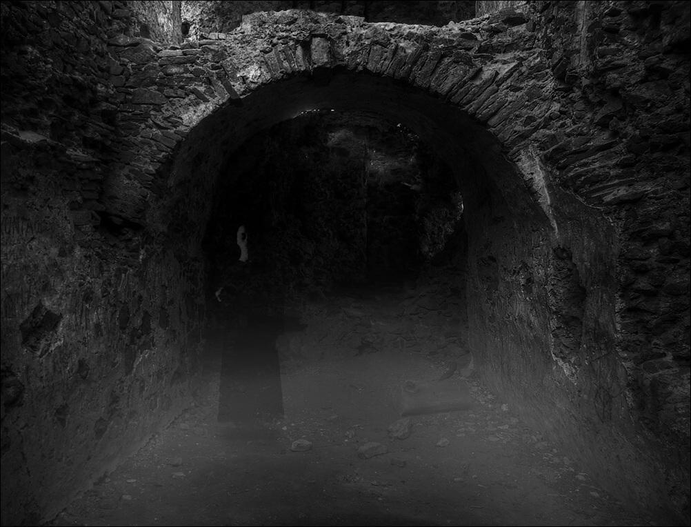 ghost, scary, dark, horror