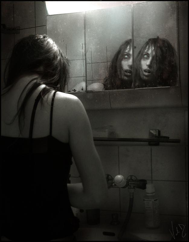 Mirrors Valentinakallias Dark Picture Lover Of Darkness