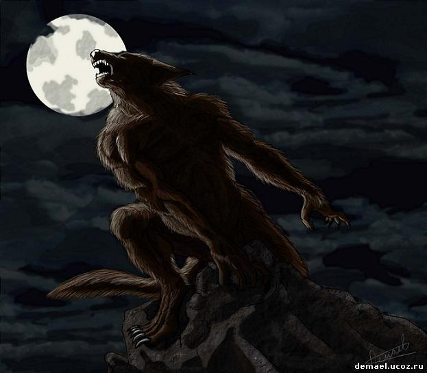wearwolf, dark art, dark creature