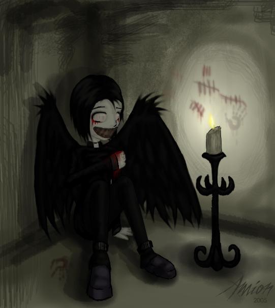 creepy, gothic, dark beauty