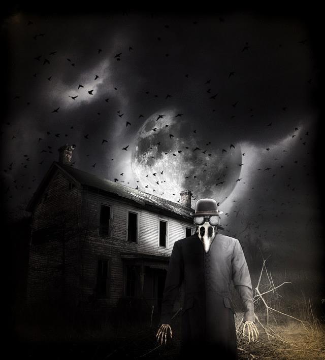 wicked, scary, horror, dark