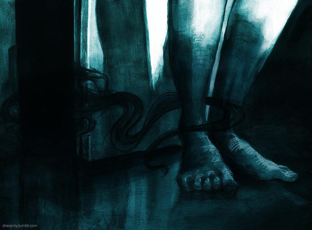 fear, art