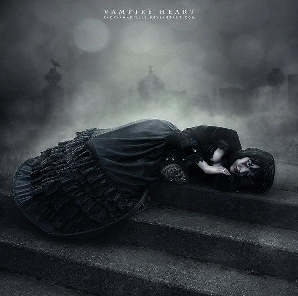 alone, broken, vampire, lost, hurt, dark beauty