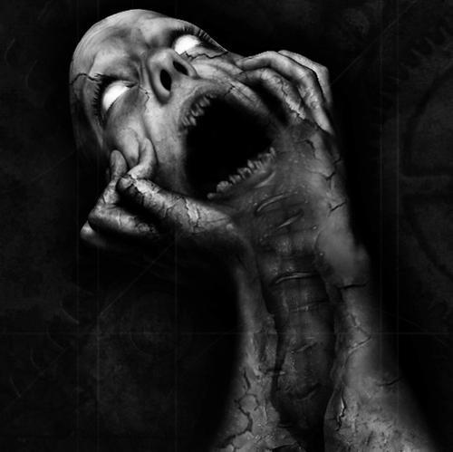 dark creature, scary