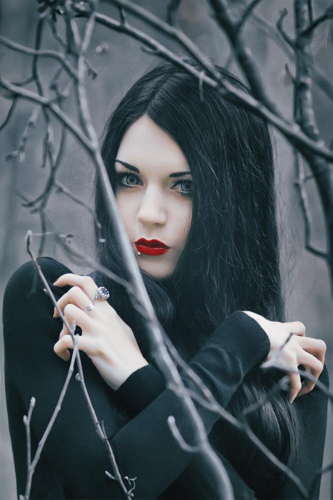 snow white, dark beauty, scary, girl