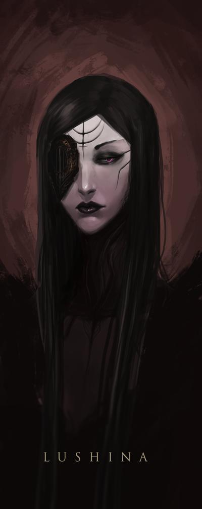 dark art, girl, gothic