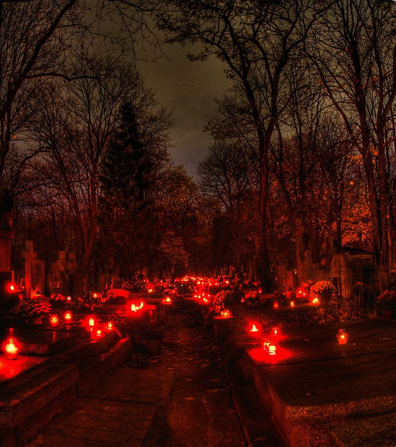 graveyard, creepy