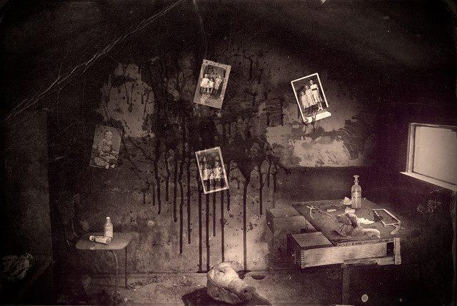 Creepy Room The Room Crille Dark Picture Lover Of Darkness