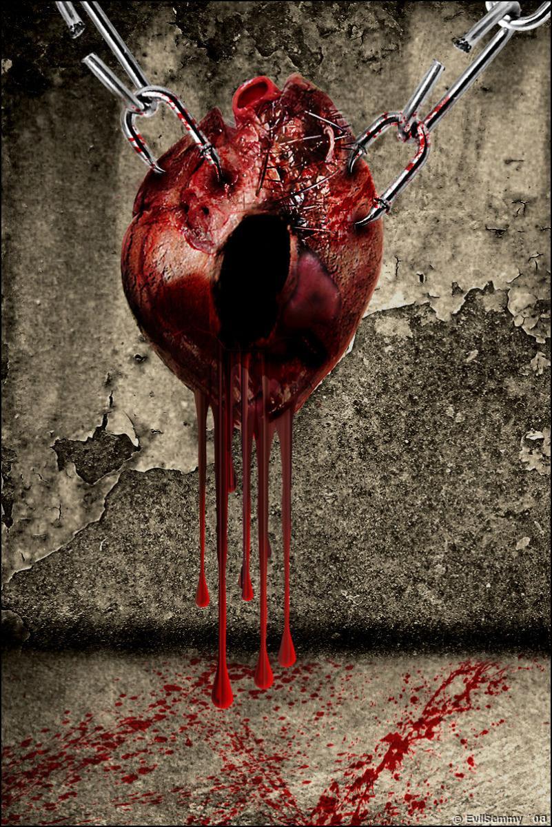 blood, heart