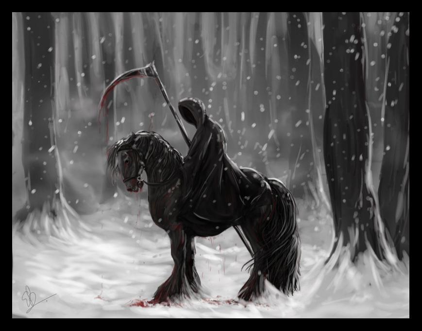 death, horror