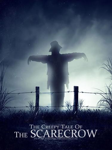 creepy, poster