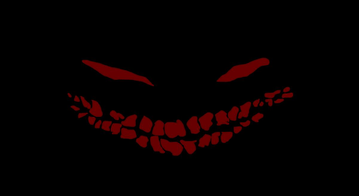 smile, dark art, dark mind, dark creature, dark love, fear