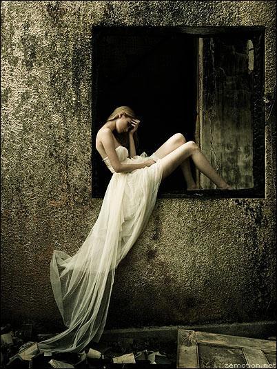 forgotten, dark beauty, dark art, girl
