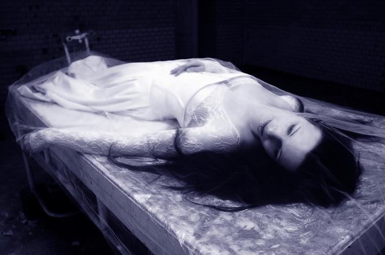 horror, girl, gothic