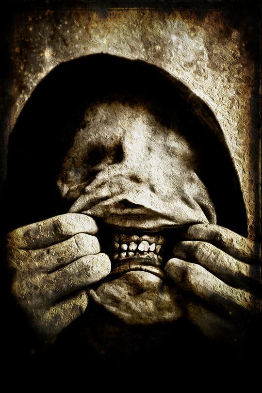 creepy, dark mind, scary, sick, dark art